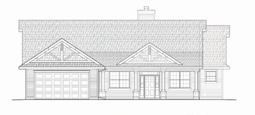 Pomona Park, Fl Architect - House Plans