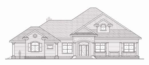 Trenton, Florida Architects: FL House Plans & Home Plans